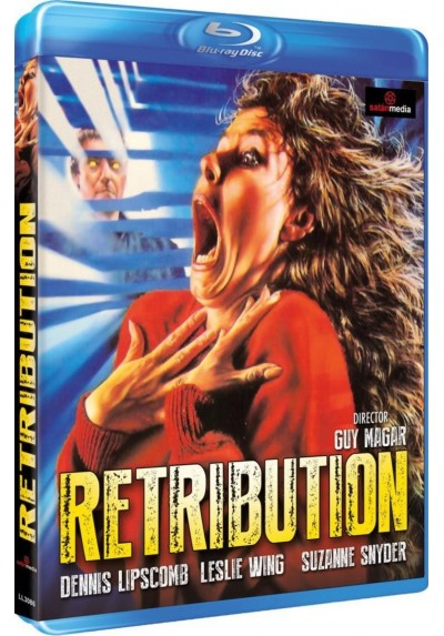 Retribution (Blu-Ray) (DB-R)