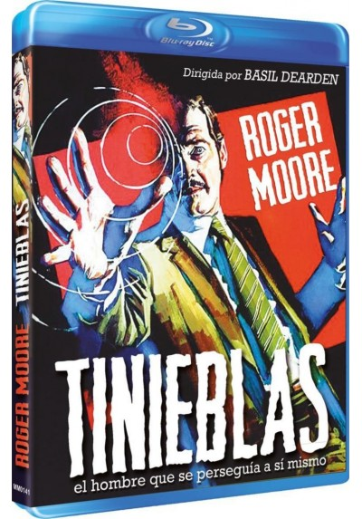 Tinieblas (Blu-Ray) (BD-R) (The Man Who Haunted Himself)