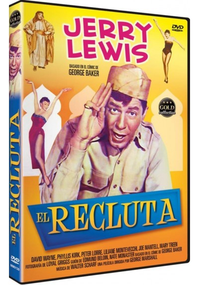 El Recluta (The Sad Sack)