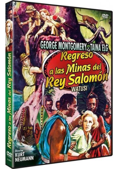 Regreso A Las Minas Del Rey Salomon (Watusi)