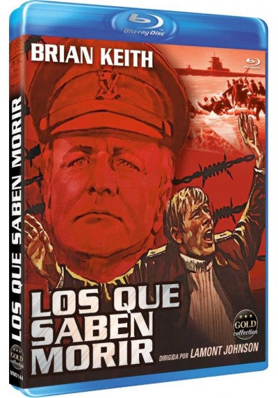 Los Que Saben Morir (Blu-Ray) (BD-R) (The Mckenzie Break)
