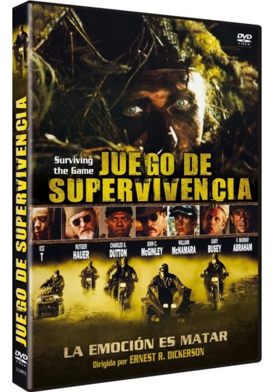 Juego De Supervivencia (Surviving The Game)