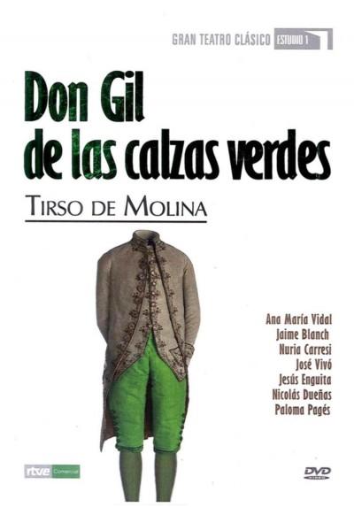 Estudio 1 : Don Gil De Las Calzas Verdes