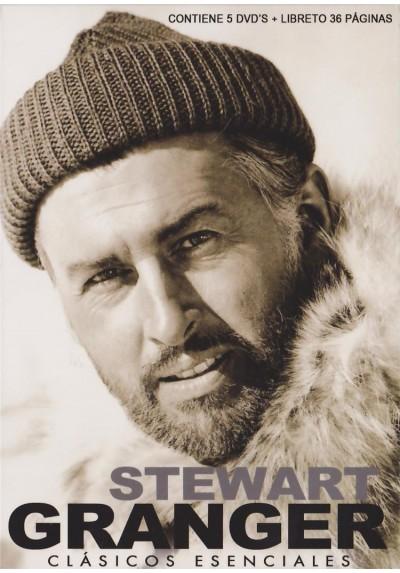 Pack Stewart Granger - Clasico Esenciales