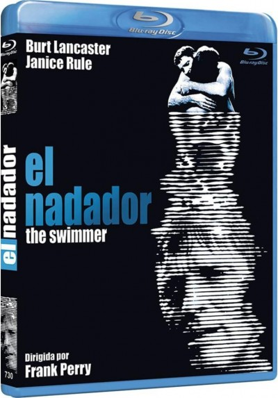El Nadador (Blu-Ray) (Bd-R) (The Swimmer)