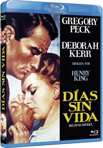 Dias Sin Vida (Blu-Ray) (Bd-R) (Beloved Infidel)