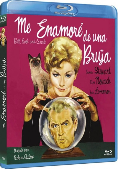 Me Enamore De Una Bruja (Blu-Ray) (Bd-R) (Bell, Book And Candle)