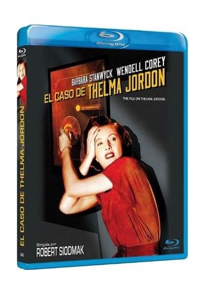 El Caso De Thelma Jordon (Blu-Ray) (Bd-R) (The File On Thelma Jordon)