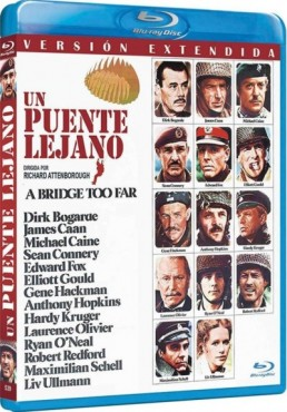 Un Puente Lejano (Blu-Ray) (A Bridge Too Far)