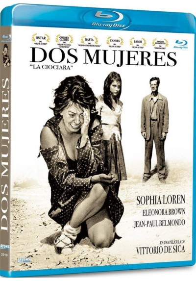 Dos Mujeres (Blu-Ray) (Bd-R) (La Ciociara)