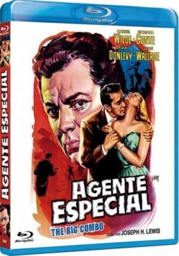 Agente Especial (Blu-Ray) (Bd-R) (The Big Combo)