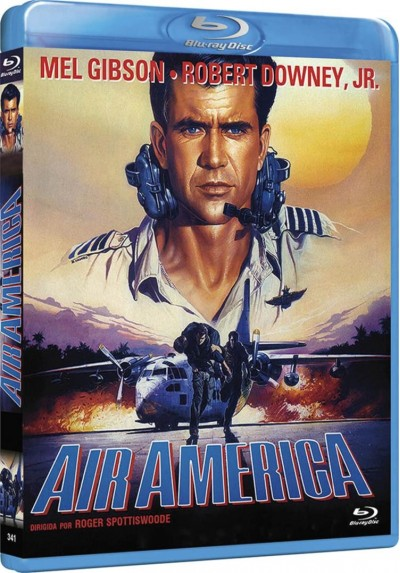 Air America (Blu-Ray) (Bd-R)