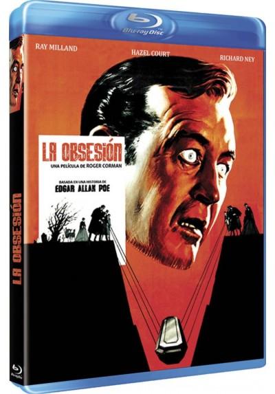 La Obsesion (Blu-Ray) (BD-R) (Premature Burial)