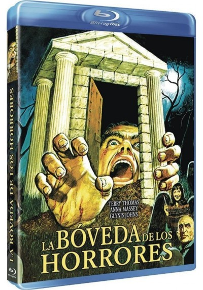 La Boveda De Los Horrores (Blu-Ray) (BD-R) (The Vault Of Horror)
