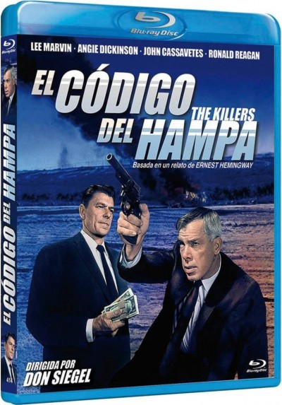 El Codigo Del Hampa (Blu-Ray) (Bd-R) (The Killers)