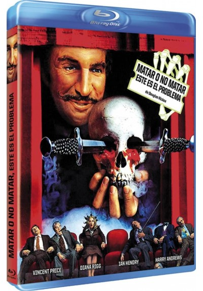 Matar O No Matar, Este Es El Problema (Blu-Ray)( BD-R) (Theatre Of Blood)