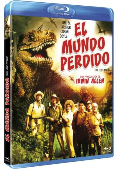 El Mundo Perdido (Blu-Ray) (BD-R) (The Lost World)