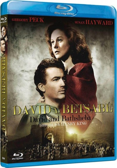 David Y Betsabe (Blu-Ray) (Bd-R) (David And Bathsheba)
