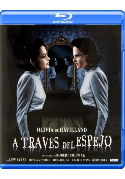 A Traves Del Espejo (Blu-Ray) (The Dark Mirror)