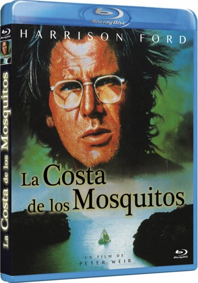 La Costa De Los Mosquitos (Blu-Ray) (The Mosquito Coast)