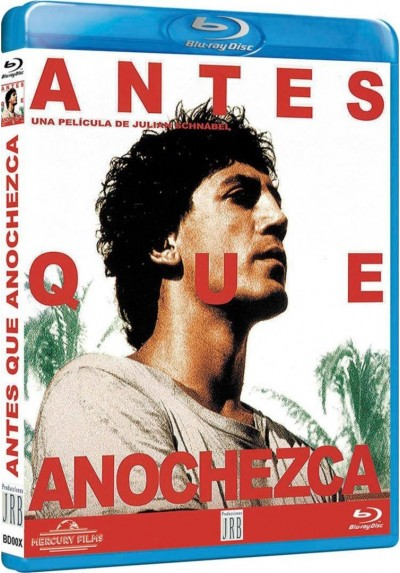Antes Que Anochezca (Blu-Ray) (Before Night Falls)