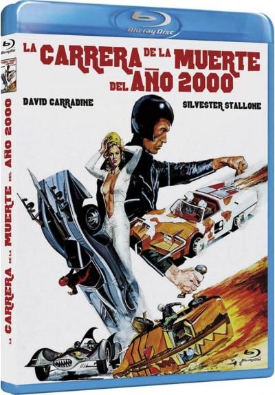La Carrera De La Muerte Del Año 2000 (Blu-Ray) (Death Race 2000)