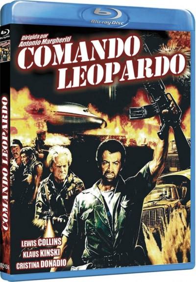 Comando Leopardo (Blu-Ray) (Kommando Leopard)