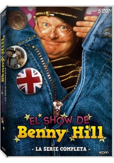 El Show De Benny Hill - Serie Completa (The Benny Hill Show)