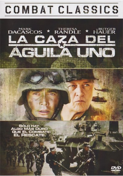 La Caza Del Aguila Uno (The Hunt For Eagle One)