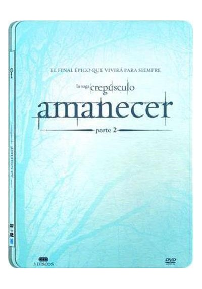 La Saga Crepusculo : Amanecer - Parte 2 (Ed. Metalica) (The Twilight Saga: Breaking Dawn - Part 2)