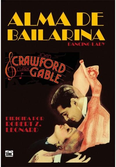Alma De Bailarina (Dancing Lady)