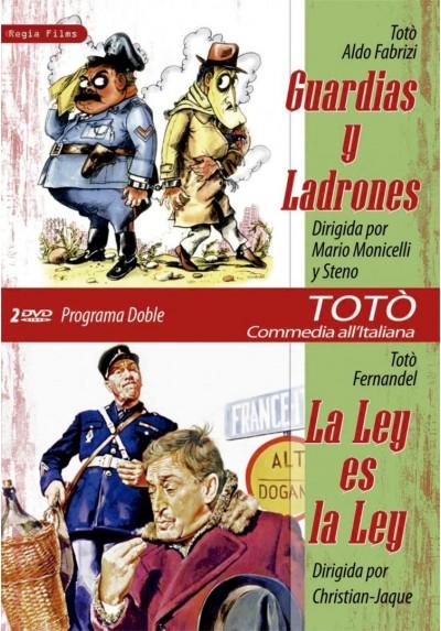 Pack La Ley Es La Ley / Guardias Y Ladrones
