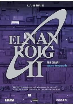 Red Dwarf (El Enano Rojo) - 2ª Temporada (DVD en Catalan)