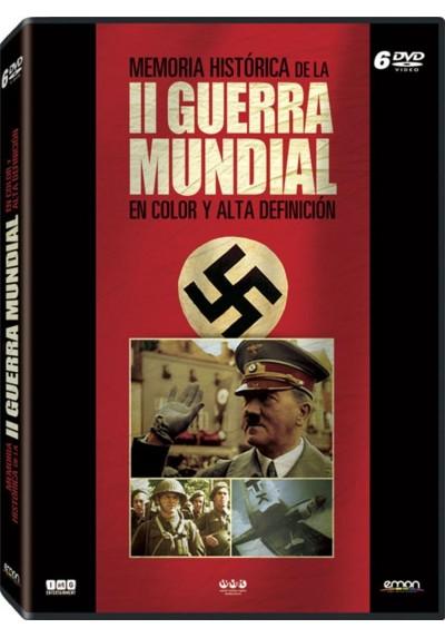 Memoria Historica De La II Guerra Mundial En Color