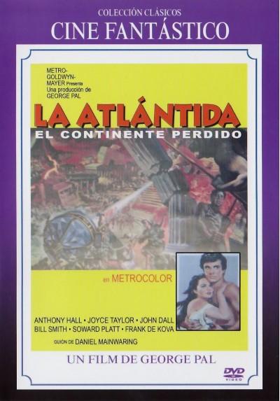 La Atlantida, El Continente Perdido (Atlantis, The Lost Continent)