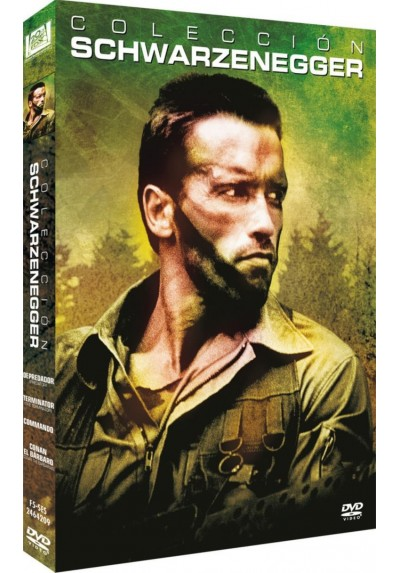 Pack Schwarzenegger - Coleccion