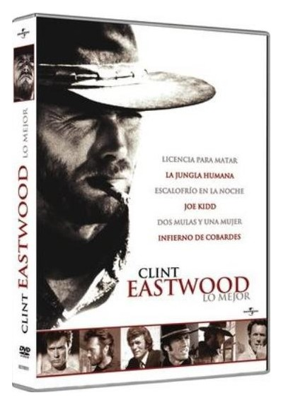 Pack Clint Eastwood