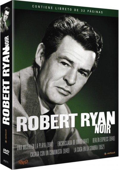 "Pack Robert Ryan ""Noir"""