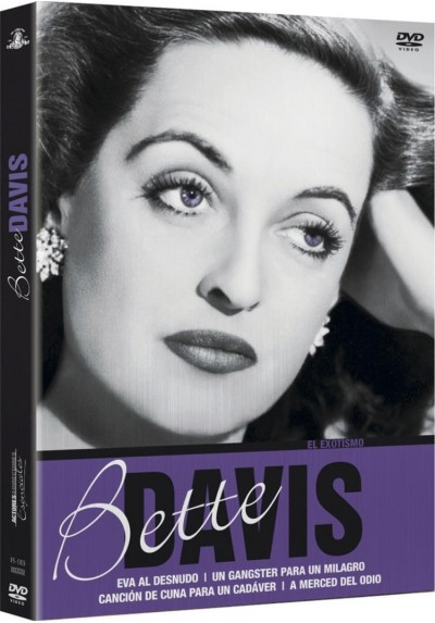 Pack Bette Davis - Coleccion Actores