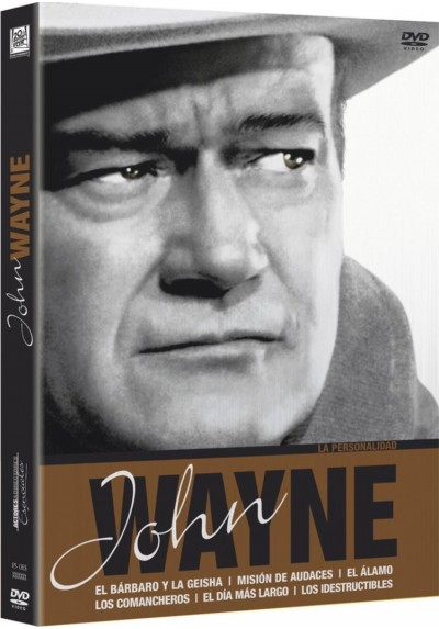 Pack John Wayne - Coleccion Actores