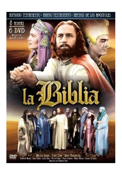Pack La Biblia (1952) (The Living Bible)
