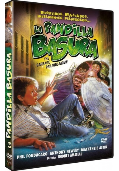La pandilla basura (The Garbage Pail Kids Movie)