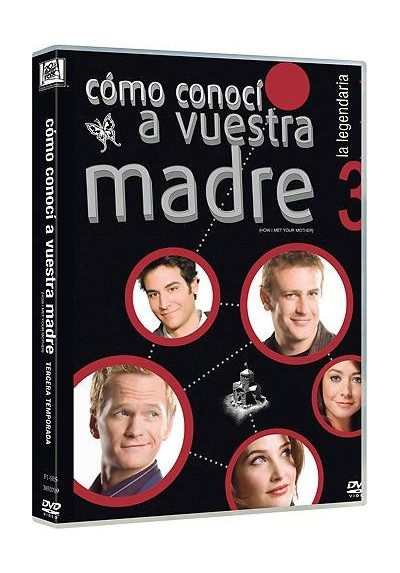 Como Conoci A Vuestra Madre - 3ª Temporada (How I Met Your Mother)