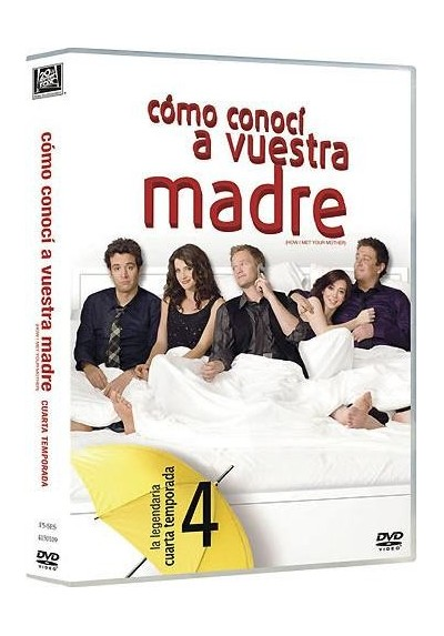 Como Conoci A Vuestra Madre - 4ª Temporada (How I Met Your Mother)