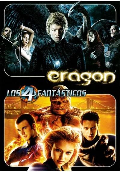 Pack Eragon + Los 4 Fantáticos