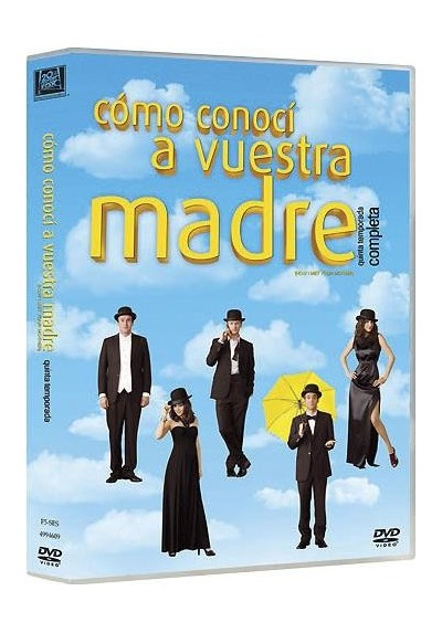 Como Conoci A Vuestra Madre - 5ª Temporada (How I Met Your Mother)