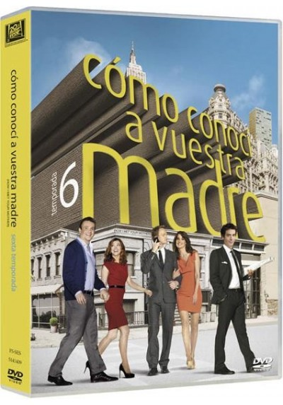 Como Conoci A Vuestra Madre - 6ª Temporada (How I Met Your Mother)