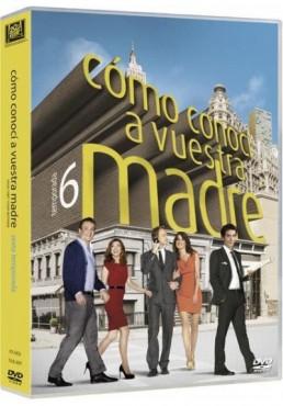 Como Conoci A Vuestra Madre - 6ª Temporada (How I Met Your Mother)