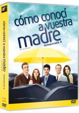 Como Conoci A Vuestra Madre - 8ª Temporada (How I Met Your Mother)