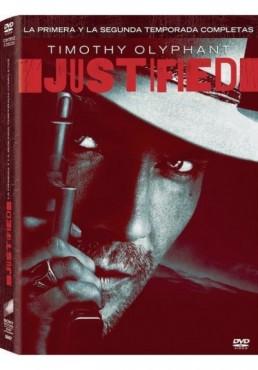 Pack Justified - 1ª Y 2ª Temporada